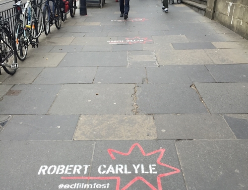 Edinburgh Film Festival Walk of Fame