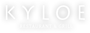 Kyloe Steak Restaurant – Edinburgh Logo