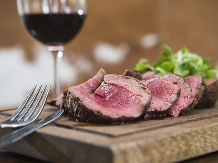 "The Scotsman describe Kyloe steaks ""to die for"""