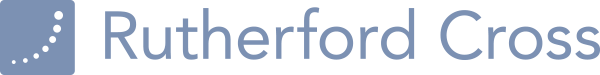 Rutherford Cross Retina Logo
