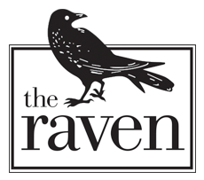 The Raven Mobile Retina Logo