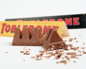 Toblerone Trademark Shape